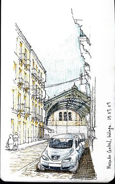 Mercado Central II by Luis_Ruiz, via Flickr