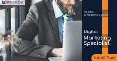 How To Become A Digital Marketing Specialist? To know more attend our FREE Seminar. Call Now : 8886602924 and book your slot Inbound Marketing, Social Media Marketing, Digital Marketing, Google Ads, Hyderabad, Slot, How To Become, Train, This Or That Questions