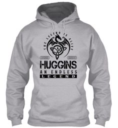 HUGGINS - Legends Alive #Huggins