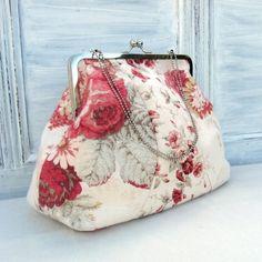 Vintage Style Frame Bag Sewing Pattern Instant von StudioCherie