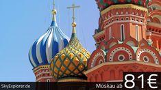 Ab 81 EUR hin und zurück von Berlin nach Moskau! Jetzt buchen: https://ift.tt/2GJNl1y #Moskau #Russland #Berlin #Reisen #Fliegen
