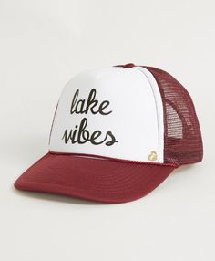 Mother Trucker Lake Vibes Trucker Hat - Women's Accessories | Buckle