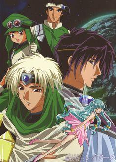 Magic Knight Rayearth (魔法騎士(マジックナイト)レイアース), Mahou Kishi Rayearth, MKR | CLAMP