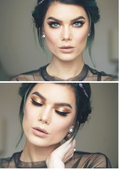 Makeup Artist ^^ | https://pinterest.com/makeupartist4ever/ The wedding look