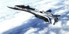 VF-19 Excalibur  https://fbcdn-sphotos-g-a.akamaihd.net/hphotos-ak-frc1/t31.0-8/1921031_627887333961312_1114565471_o.jpg