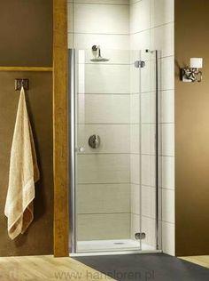 Torrenta DWJ Radaway drzwi wnękowe 890-910x1850 transparent prawe – 32000-01-01N