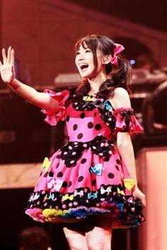 水樹奈々 ※提供写真 ▼27Jul2011GirlsNews 水樹奈々 声優で初の東京ドーム公演を行うことを発表! http://www.girlsnews.tv/voice/25140 #水樹奈々 #Nana_Mizuki