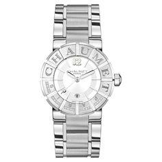 Reloj Class One Chaumet Acero Luxury Watches, Rolex Watches, Fitness Watch, Sport Chic, Beautiful Watches, Fashion Watches, Michael Kors Watch, Jewelry Watches, Quartz