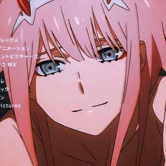 oi, tudo bom? tenho uma fan page no instagram dedicada a Zero Two/Darling in the Franxx, se puder me seguir eu agradeço, @zerotwo.fans2. Dark Anime Girl, Kawaii Anime Girl, Otaku Anime, Anime Art, Anime Kiss, Querida No Franxx, Zero Two, Funny Anime Pics, Cute Anime Wallpaper