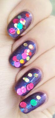 Гліттер Ultrathin Glitter Sequins Candy Color Star Heart Nail Art Decoration #bornprettystore #glitter #manicure #beautyblogger #nails #manicure