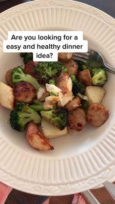 Vegan Breakfast Recipes, Good Healthy Recipes, Healthy Meal Prep, Veggie Recipes, Healthy Cooking, Healthy Snacks, Dinner Recipes, Cooking Recipes, Healthy Quick Meals