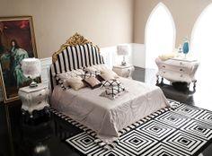 baroque bedroom | Mademoiselle - Modern Bedroom Dresser - 3 Drawer Chest