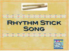 O For Tuna Orff: Rhythm Stick Song
