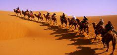 China. The Silk Road.