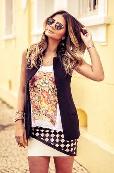 Thassia Naves - Ray Ban