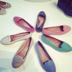 Jeffrey Campbell Martini Spike! I want every single color!