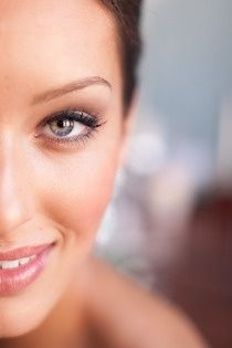 Less is more natural #Wedding #MakeUp – Beauty Works London