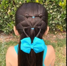 Just pic.no link. Cute Toddler Hairstyles, Little Girl Hairstyles, Braided Hairstyles, Girls Hairdos, Girls Braids, Baby Girl Hair, Princess Hairstyles, Hair Today, Hair Dos