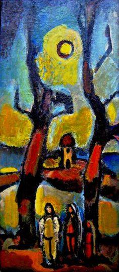 Georges Rouault b.1871 French Fauvist painter