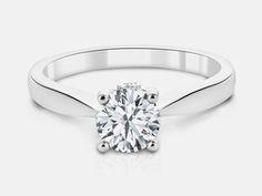 Jennifer Diamond Engagement Ring