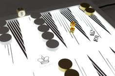Raising the BAR: Purling London luxury comes to the Backgammon board