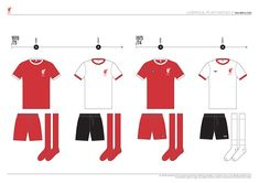 Liverpool FC Kit History, from 1892 to 2020 on Behance