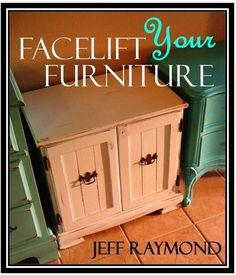 Learn how to refinish your furniture with paint, glaze and distressing. Our DIY eBook provides a printable shopping list and step-by-step instructions.