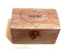 Rustic Wooden Box, Wedding Box Parties Sign, Wedding Signs, Wood Wedding Favors, Housewarming, Custom Box, Bridesmaids Gift, Groomsmen Gift