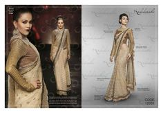 Be your exceptional fashion diva with this designer saree :) <3   Shop Now: https://www.facebook.com/theivoryneedle.in/ For booking and further details pls call or whatsapp us at +919600639563 Happy shopping y'all :) Be Beautiful :)