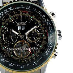 OrrOrr Automatikuhr Automatik Armbanduhr Datum Skelett mechanische Uhr Sportuhr - http://uhr.haus/orrorr-8/orrorr-automatikuhr-automatik-armbanduhr-datum