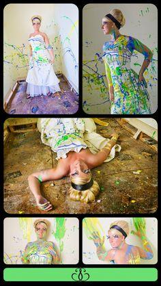 Trash The Dress Photography
