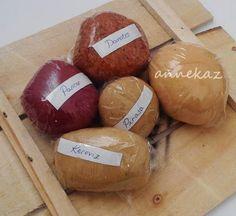 home made vegetable pasta dough - Sebzeli makarna hamuru tarifi