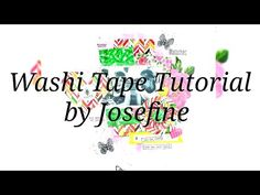Washi Tape Set, Card Stock, The Creator, Paper Board
