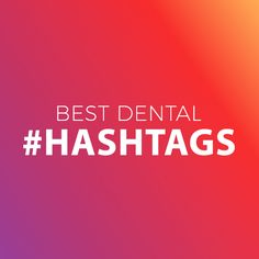 Revolutionize Your Social Media Strategy with Dental Hashtags How To Use Hashtags, Game Changer, Social Media Marketing, Followers, Dental, How To Become, Hate, Dentist Clinic, Tooth
