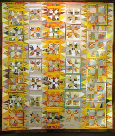 Corporate Award winner from 2012 Tokyo International Quilt Show, photo by Jan (Bemused)