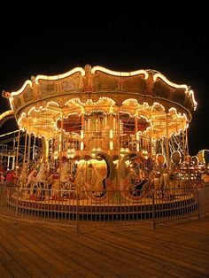 A gorgeous photo of the Jolly Roger Pier Carousel in Ocean City. My Dream Car, Dream Cars, Ocean City Md, Back In The Game, Amusement Park Rides, Carnival Rides, Painted Pony, Merry Go Round, Art Textile