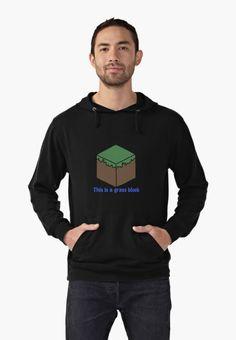 Minecraft Grass Block Design