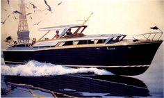 1961 Chris Craft Custom Cruiser