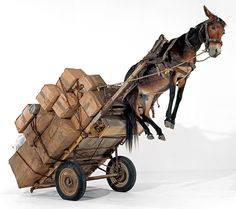 Maurizio Cattelan, Untitled, 2002, © Maurizio Cattelan, DESTE Foundation Archive