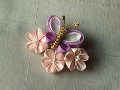 Spring butterfly and sakura by elblack.deviantart.com on @DeviantArt
