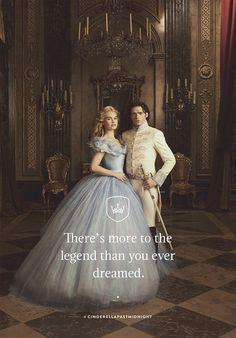Cinderella Past Midnight on Behance New Cinderella Movie, Cinderella Quotes, Cinderella 2015, Disney Princess Quotes, Disney Quotes, Disney Dream, Cute Disney, Disney Magic, Disney Pixar
