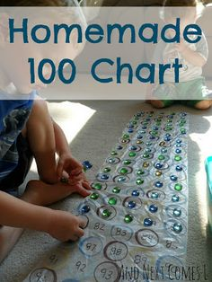 And Next Comes L: Homemade 100 Chart