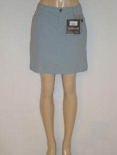 Eddie Bauer Skort Flexion TRAVEX Travel Skirt & Shorts size 4 Horizon Collection #EddieBauer #Skorts ebay item 191474878468