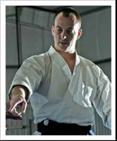 Chief Instructor Jeff Albright