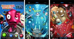 Monster Pinball HD windows phone Monster Pinball HD for Nokia Lumia now available