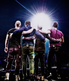 Coldplay is more than a band to me. They have taught me to be grateful for the world around me, and to see things in new ways. Coldplay is life.