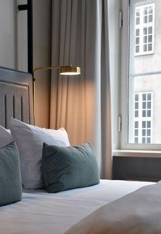 A stay at Copenhagen