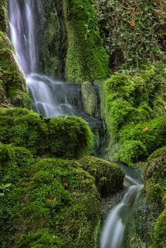 Water Is Life - Waterfall Turkey