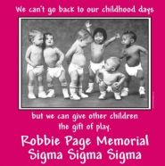 ~Absolutely Adorable!~ Tri Sigma Philanthropy