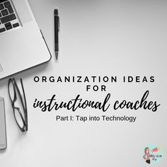 It's important to be super organized as an instrucitonal coach, but the learning curve is steep! Check out the tools I've used this year to help me. Teacher Organization, Organized Teacher, Organization Ideas, Math Coach, Instructional Coaching, Teacher Blogs, Education Quotes, Professional Development, Curriculum